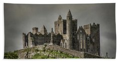Rock Of Cashel Bath Towel