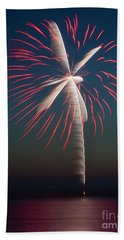 Rocket's Red Glare Hand Towel