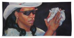 Zydeco Man Bath Towel