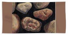 Rocks Hand Towel