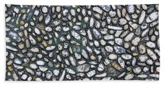 Rocky Beach 2 Hand Towel by Nicola Nobile