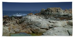 Rocky Beach Bath Towel