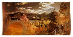 Rocky Mountain Gold 2015 Bath Towel