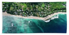 Rocky Point Overview. Hand Towel