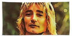 Rod Stewart Collection 1 Bath Towel