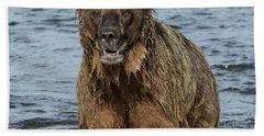 Rogue Bear  Bath Towel