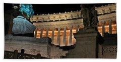 Roma Caput Mundi Bath Towel
