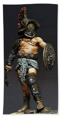 Roman Gladiator - 02 Bath Towel