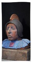 Roman Warrior Roemer - Roemer Nettersheim Eifel - Military Of Ancient Rome - Bust - Romeinen Hand Towel