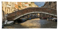 Romantic Venice Bath Towel