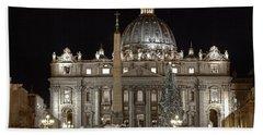 Rome Vatican Hand Towel