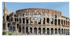 Rome's Colosseum Bath Towel