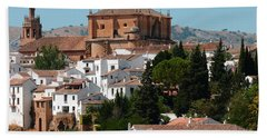 Ronda. Andalusia. Spain Hand Towel