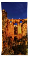 Ronda By Night Bath Towel