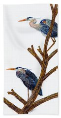 Rookery Hand Towel