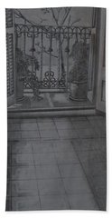 Room With A View Hand Towel