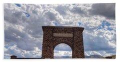 Roosevelt Arch Bath Towel