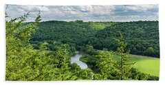 Root River Valley 1 A Hand Towel