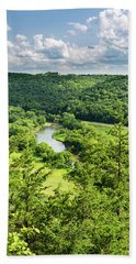 Root River Valley 1 B Hand Towel