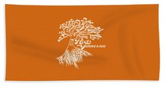 Roots In Tennessee Bath Towel by Heather Applegate