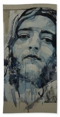 Rory Gallagher Bath Towel