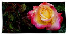 Rose 1 Hand Towel