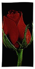 Rose 123 Bath Towel