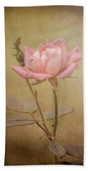 Rose 2 Hand Towel