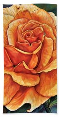 Rose 4_2017 Hand Towel