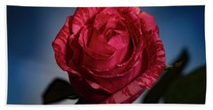 Rose Bath Towel