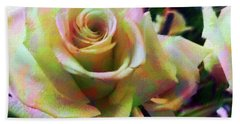 Rose Art 2 Bath Towel