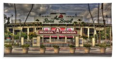 Rose Bowl Hdr Bath Towel