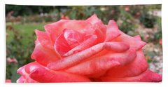 Rose Of Sharon - Faith Bath Towel