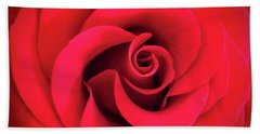 Rose Red 1 Hand Towel