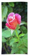 Rosebud Bath Towel