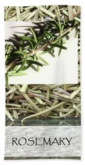 Rosemary Bath Towel