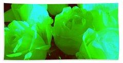 Roses #8 Hand Towel