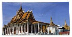 Roy Palace Cambodia 02 Hand Towel