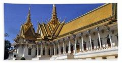 Roy Palace Cambodia 04 Bath Towel