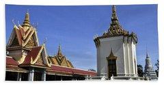 Roy Palace Cambodia 05 Bath Towel