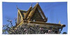 Roy Palace Cambodia 06 Bath Towel