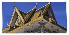 Roy Palace Cambodia 07 Bath Towel