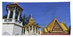 Roy Palace Cambodia 09 Bath Towel