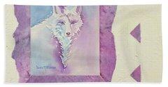 Royal Fox Hand Towel