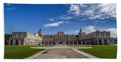 Royal Palace Of Aranjuez Bath Towel