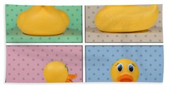 Rubber Ducky Bath Towel