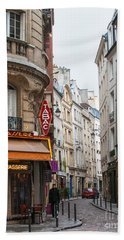 Rue Dante Paris Bath Towel