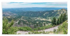 Ruidoso, Nm Panoramic Hand Towel