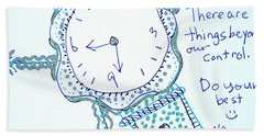 On Time Bath Towel