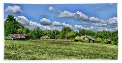 Rural Virginia Hand Towel by Paul Ward